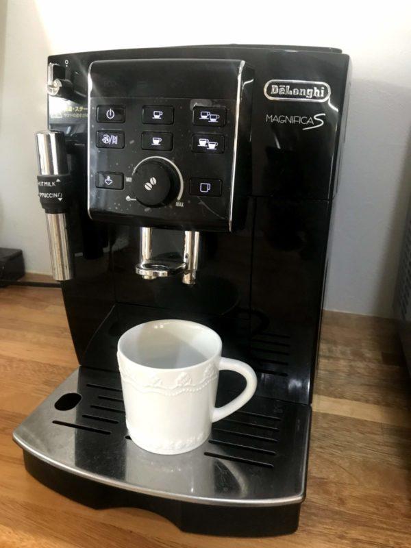 【長期使用レビュー】家カフェに全自動デロンギ マグニフィカSが最高!