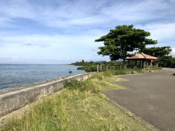 【石垣島ドライブ】車内からも青い海が見える駐車スペース5選