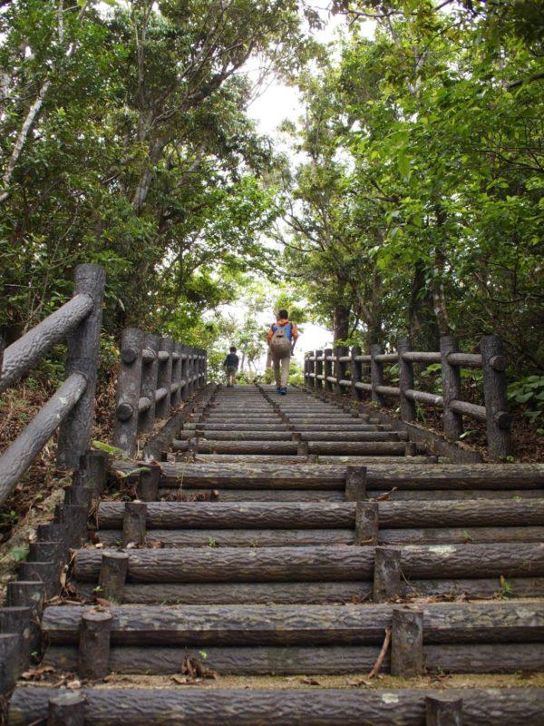 【子連れ旅】石垣島バンナ公園で南国お手軽トレッキング体験